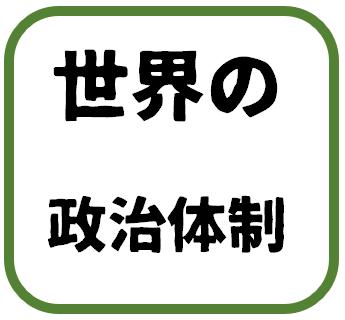 世界の政治体制logo